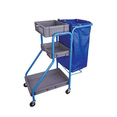 Port-A-Cart Trolley with Vinyl Bag