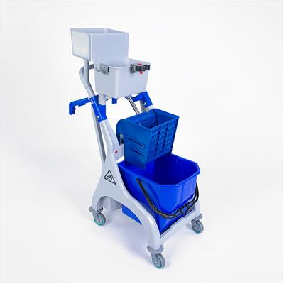 Quick Response Trolley For Flat Mopping