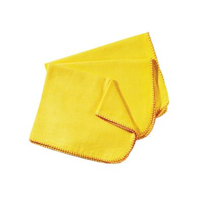 Standard Yellow Duster 50x35cm