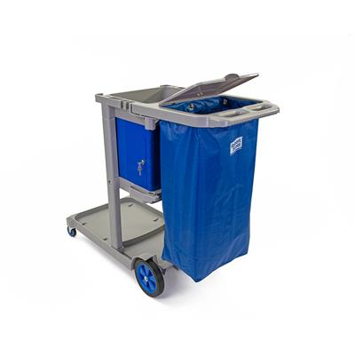 Jolly Trolley Lockable Box